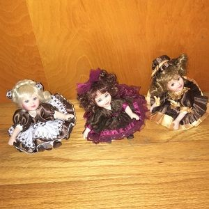 Marie osmond tiny tot dolls
